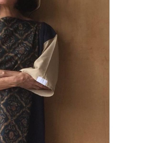 Atta Batik Dress 012