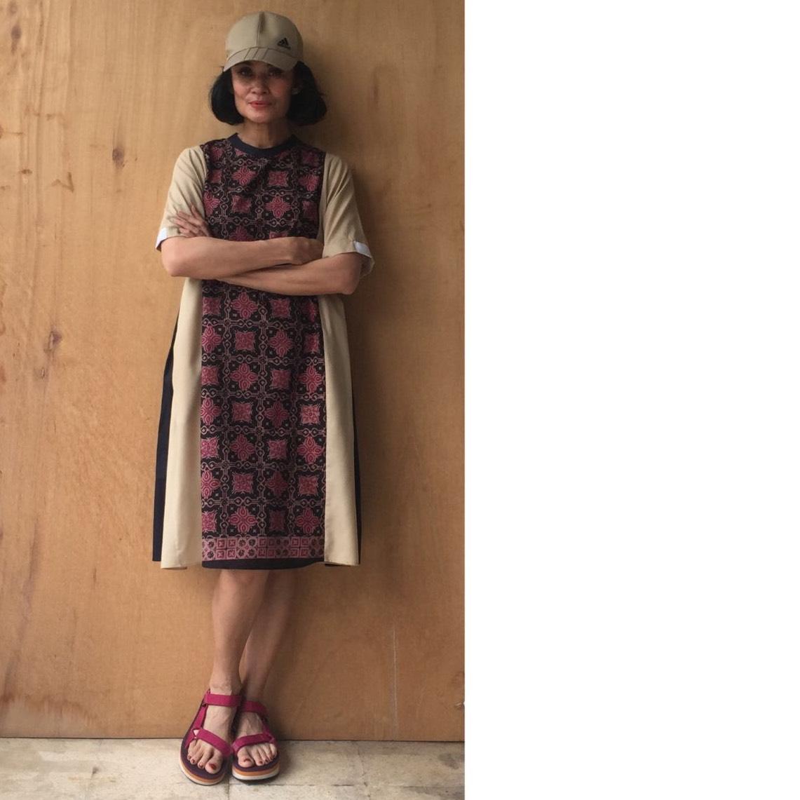 Atta Batik Dress 02