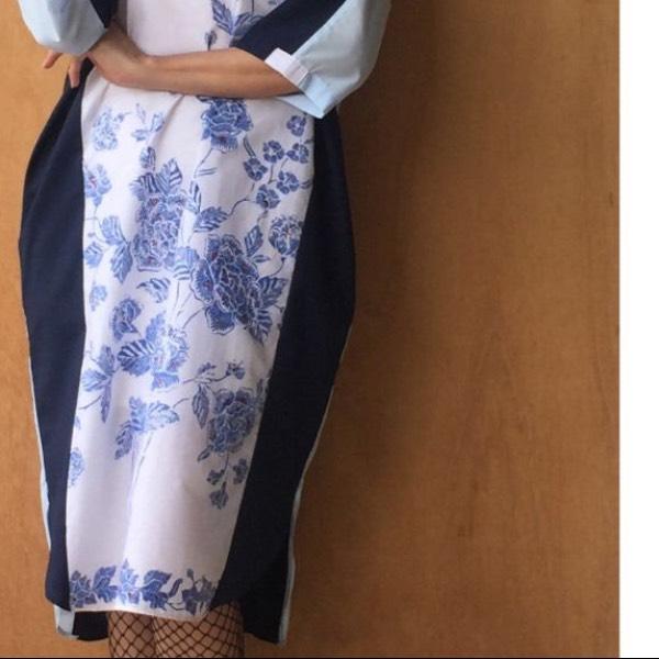 Atta Batik Dress 031