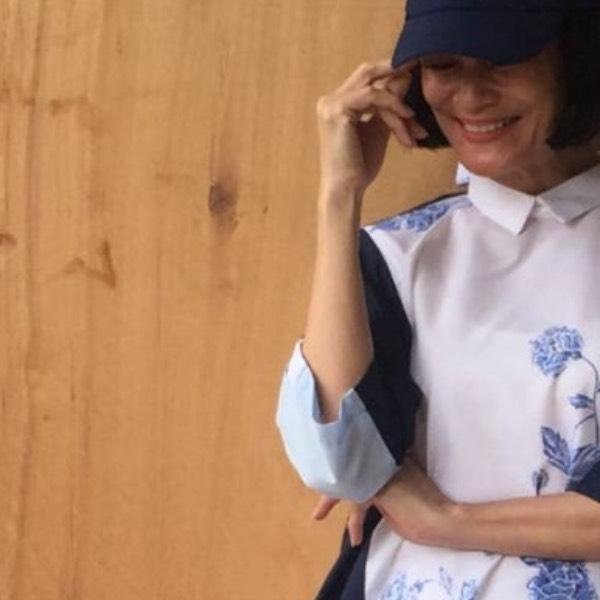 Atta Batik Dress 032