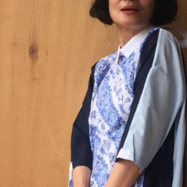 Atta Batik Dress 042