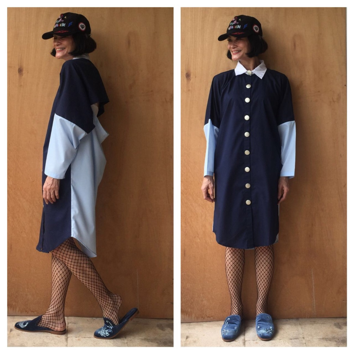 Atta Shirt Dress 05