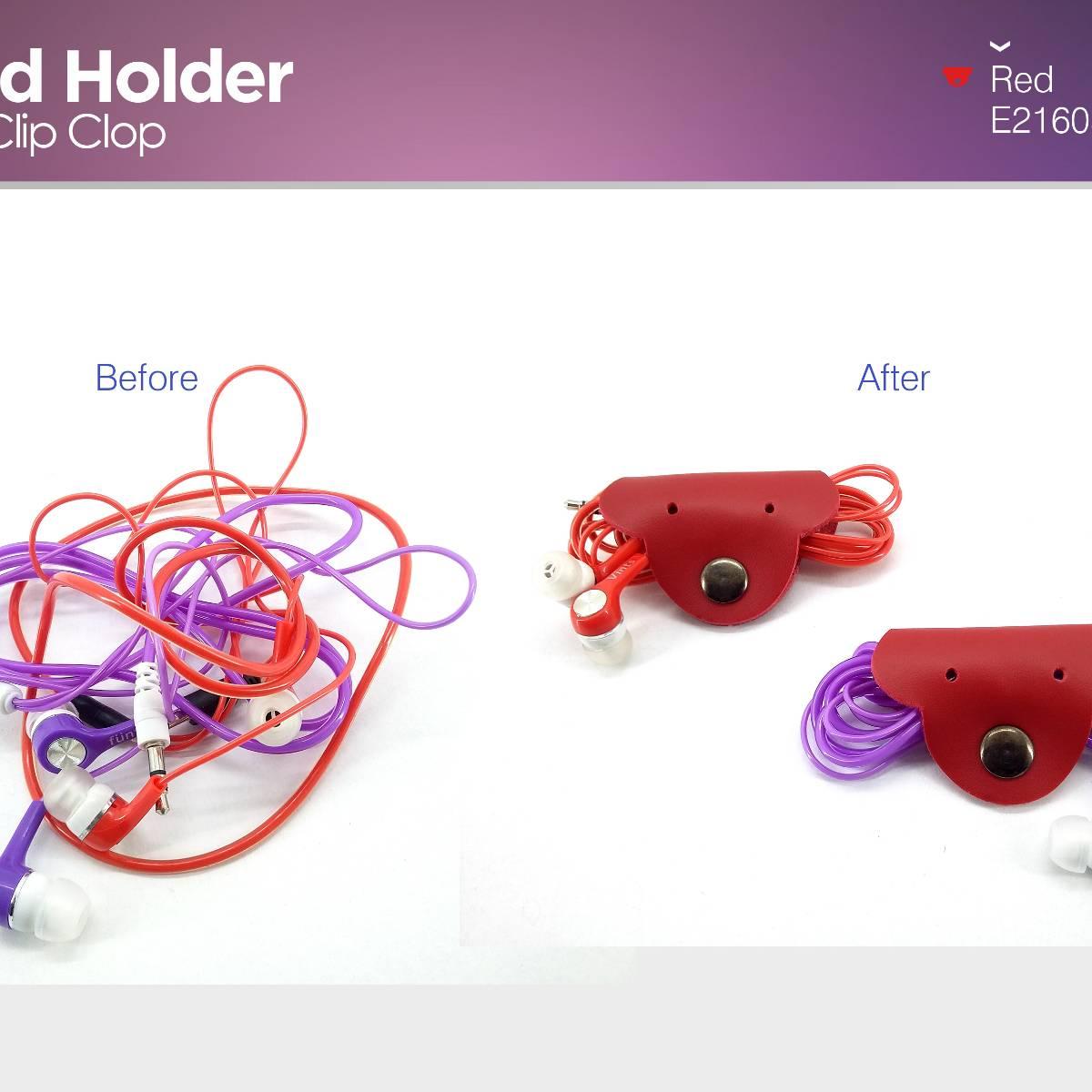 Cord Holder Bear1