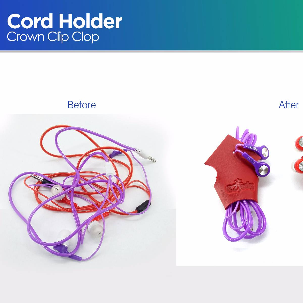 Cord Holder Crown1