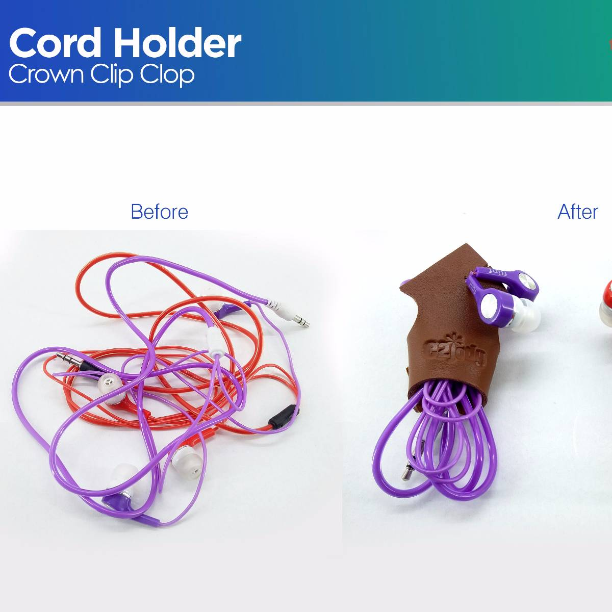 Cord Holder Crown4