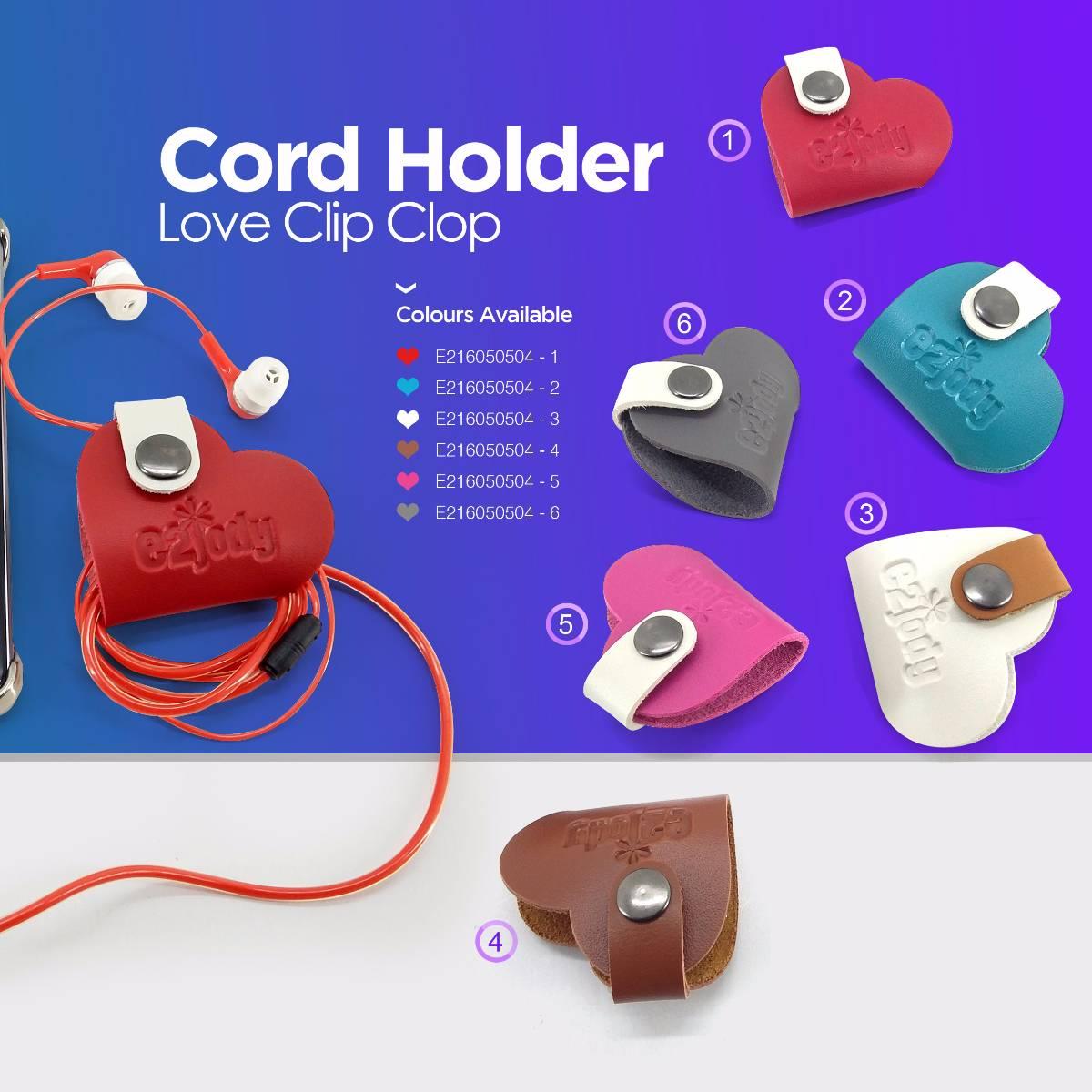 Cord Holder Love