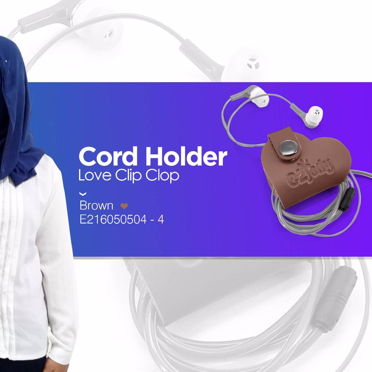Cord Holder Love2