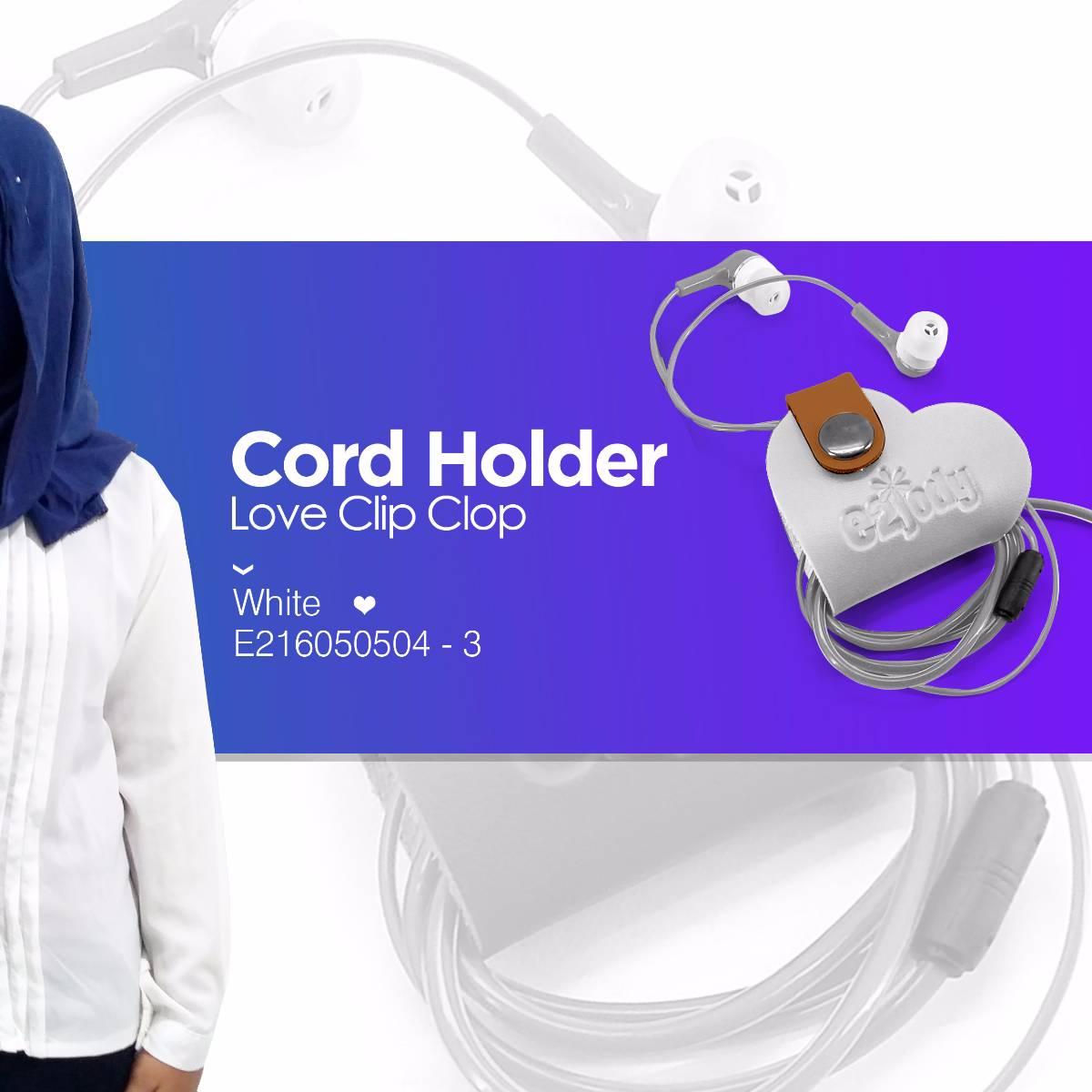 Cord Holder Love3