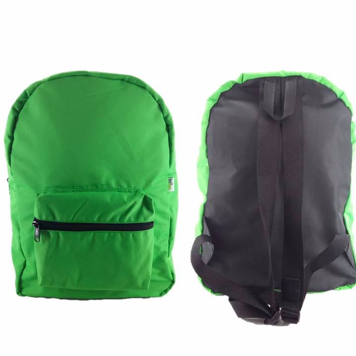 Foldable Backpack Taslan4