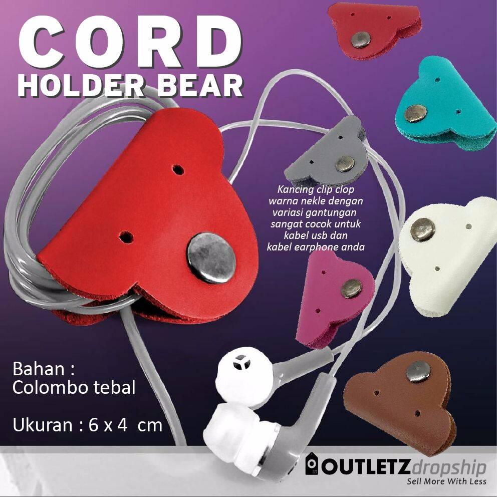 Cord Holder Bear
