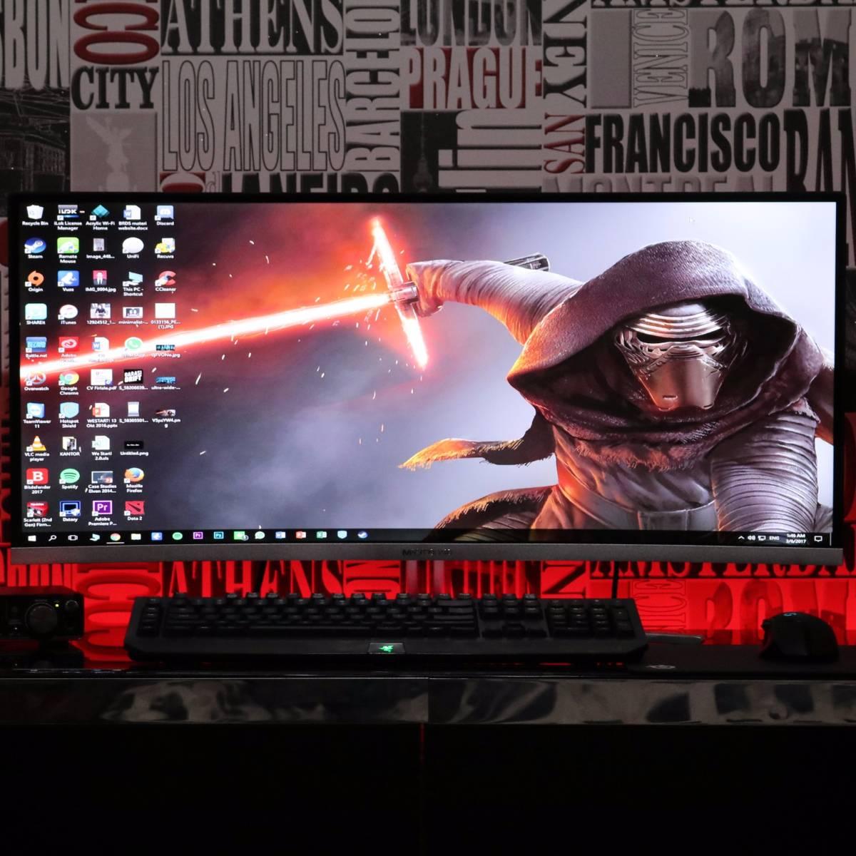 Microboard M340clz - Gaming Monitor
