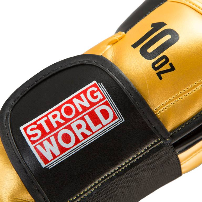 Strong World Raven Gold4