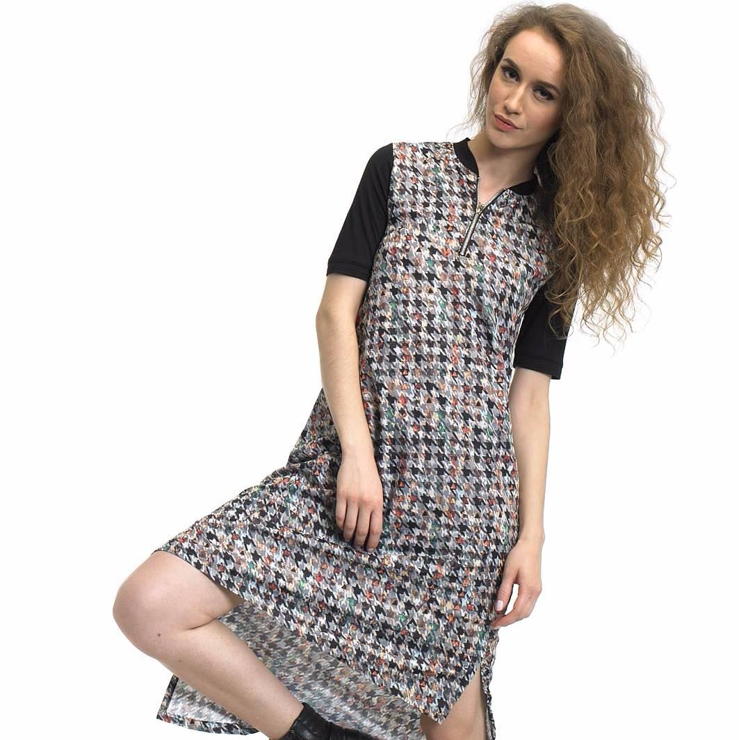 Beyounique A Line Midi Dress1
