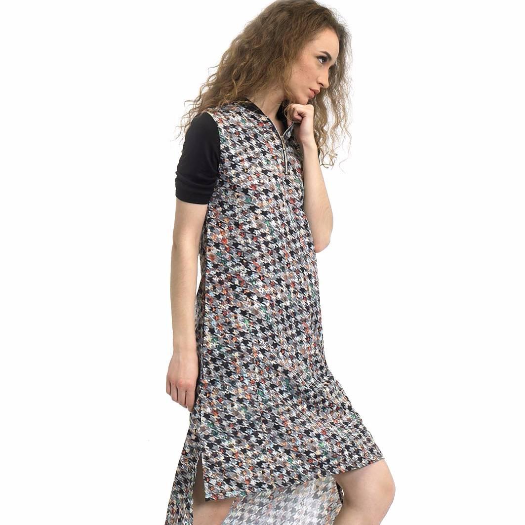Beyounique A Line Midi Dress3