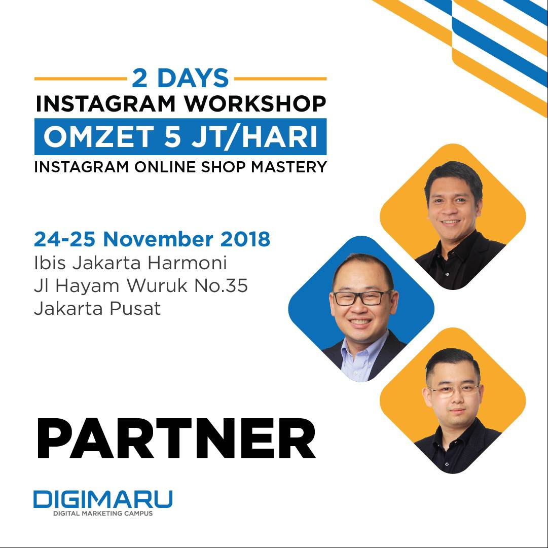 2 Days Workshop Digimaru Batch 7 - Partner