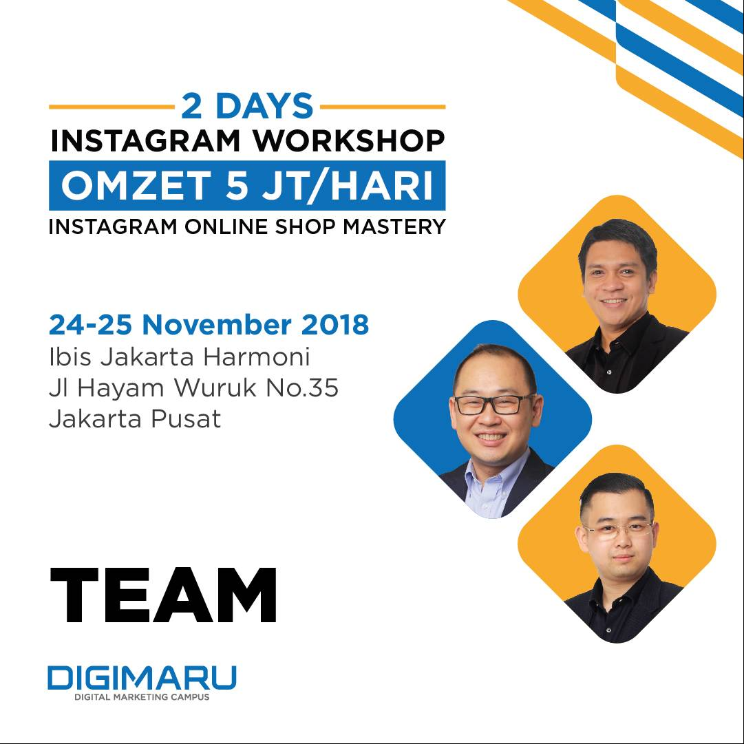 2 Days Workshop Digimaru Batch 7 - Team