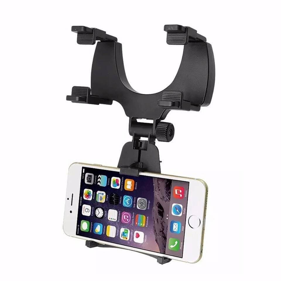 Phone Holder / Tempat Hp Mobil - Kaca Spion Tengah Mobil Universal