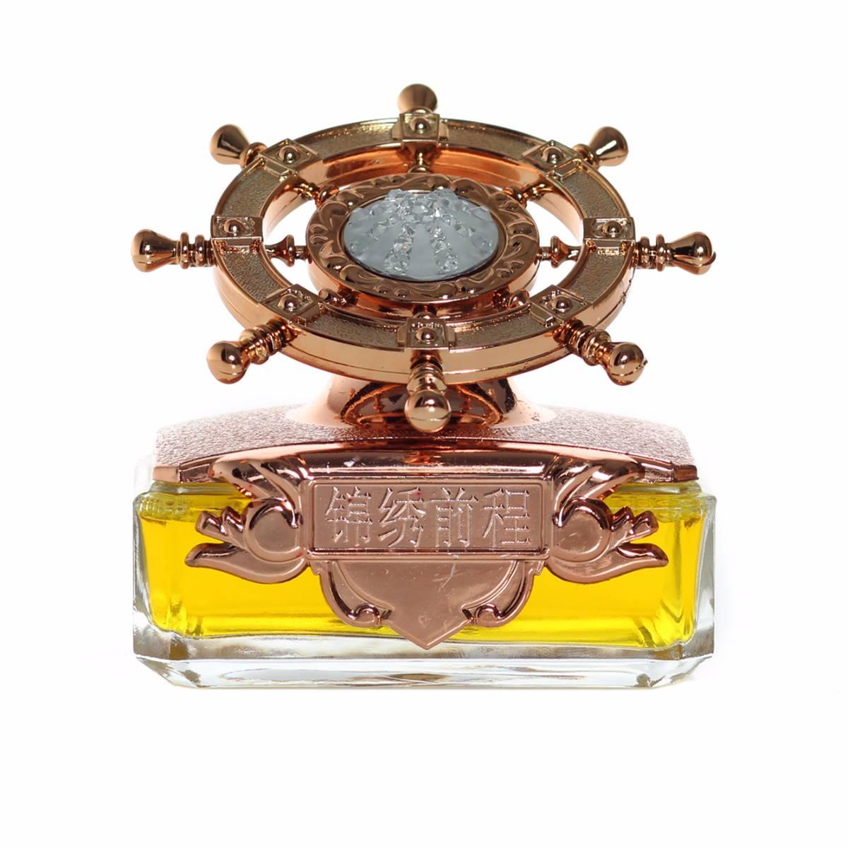Parfum Mobil Model Stir Perahu Gold