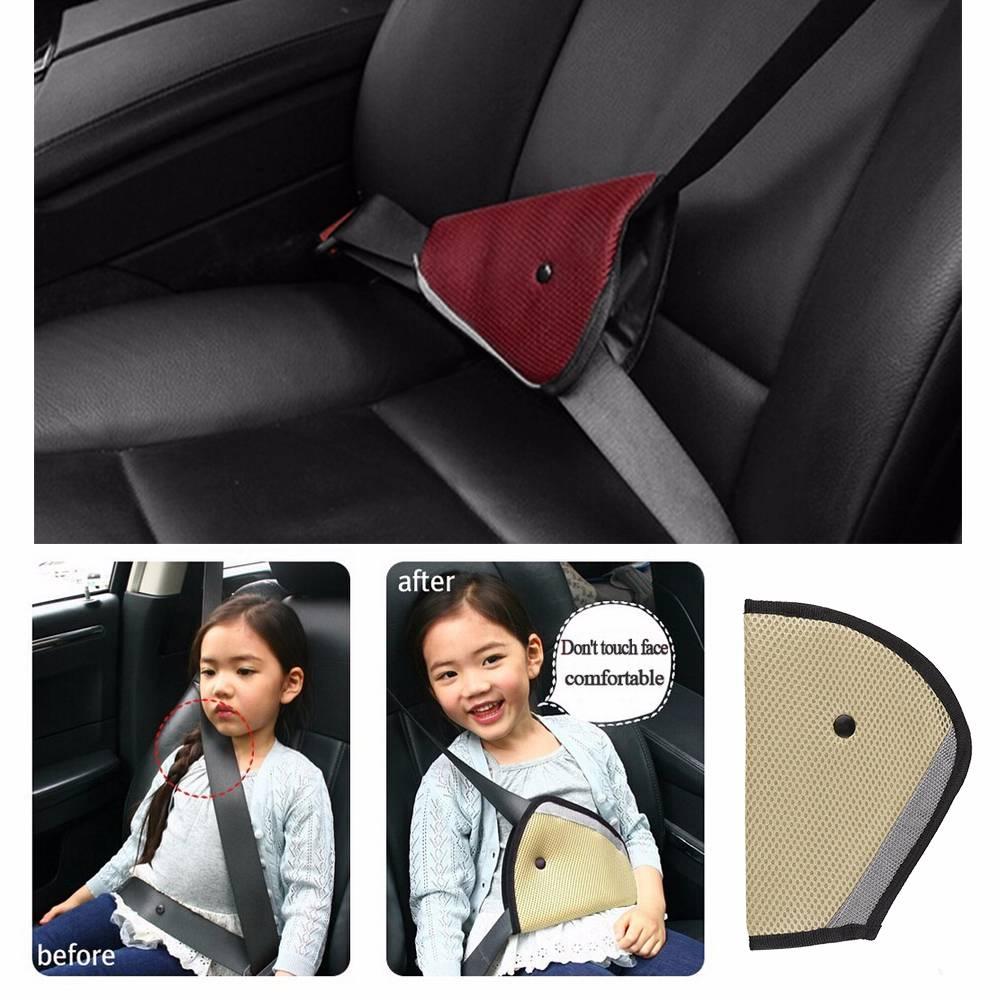 Safety Seat Belt Cover / Penahan Sabuk Pengaman Mobil Anak