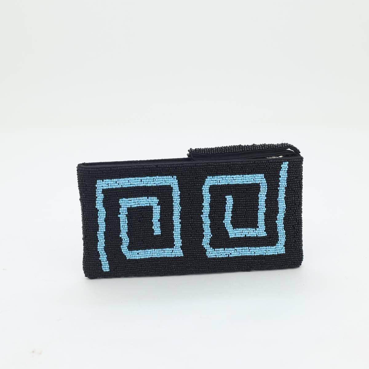 Varian Beads Purse1