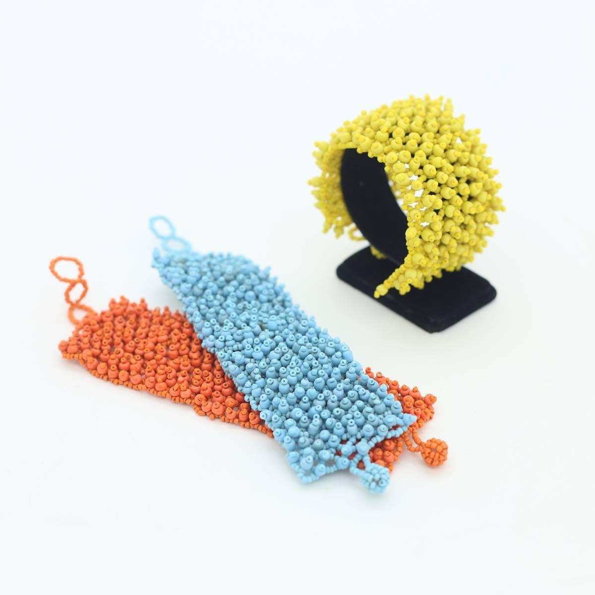 Band Beads Bracelet