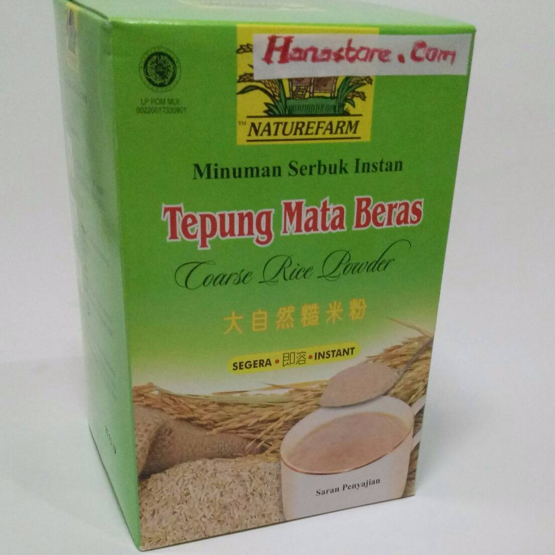 Tepung Mata Beras / Bekatul 1 Kg (2 X 5no00g)