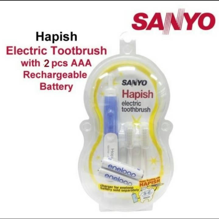 Sikat Gigi Electric Sanyo Untuk Anak-anak