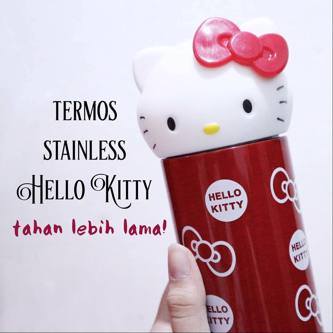 Termos Stainless Hello Kitty (360ml)