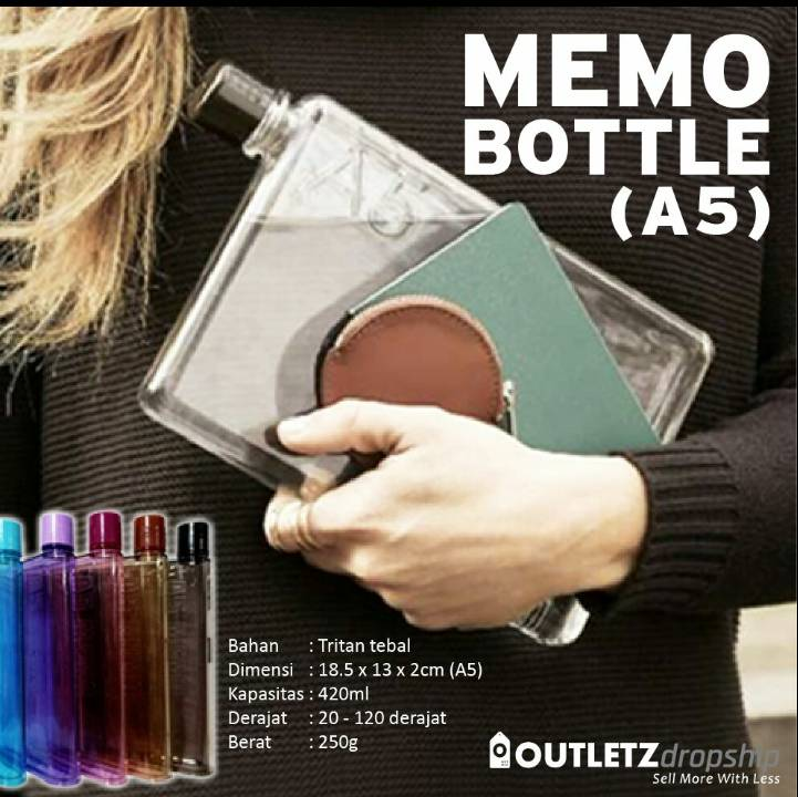 Botol Minum Memo A50