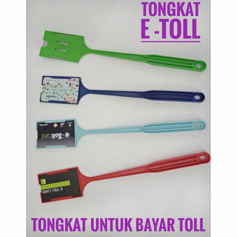 Tongkat E Toll - Sale !!!