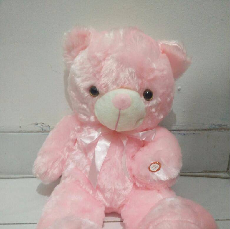 Changing Color Teddy Bear (boneka Import) - Sale !!!2