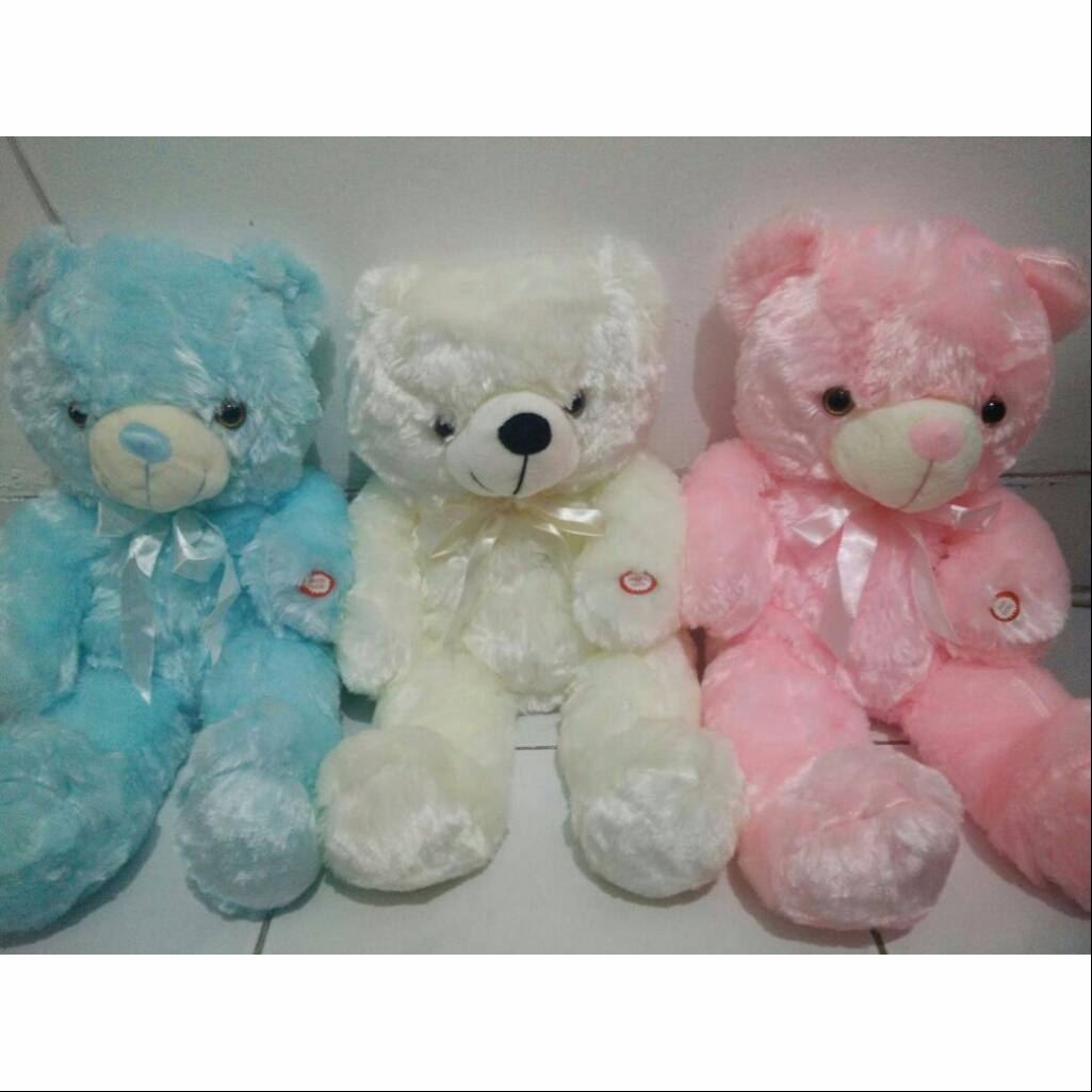 Changing Color Teddy Bear (boneka Import) - Sale !!!4