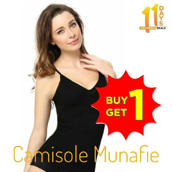 [promo Fbo 11.11] Camisole Munafie (korset Atasan Wanita)
