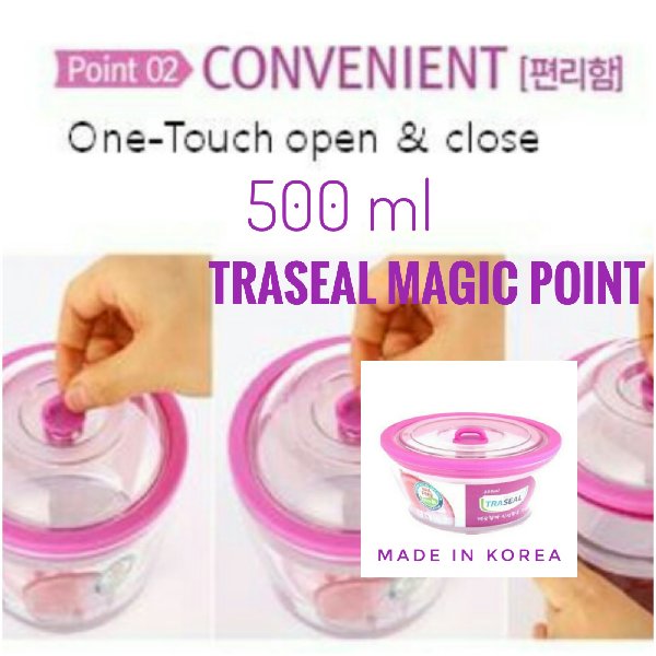 Traseal Magic Point (made In Korea)