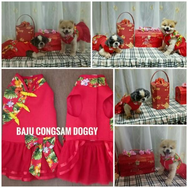 Baju Congsam Doggy