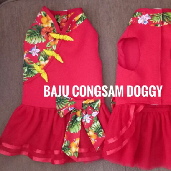 Baju Congsam Doggy4