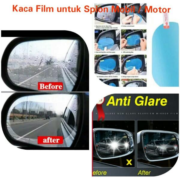 Kaca Film Spion Mobil / Motor (110 X 85ml)