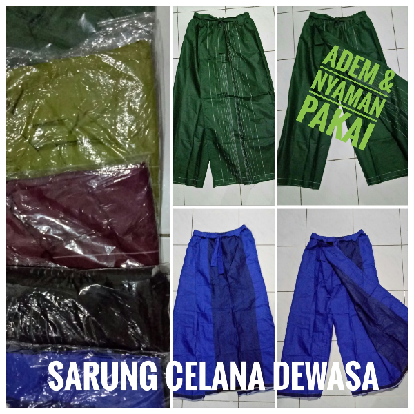Sarung Celana Dewasa