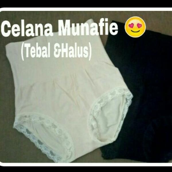 Munafie Slimming Pants / Celana Munafie (Tebal & Halus)
