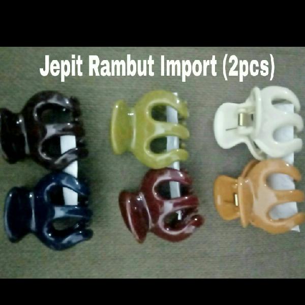 Jepit Import (2 pcs)