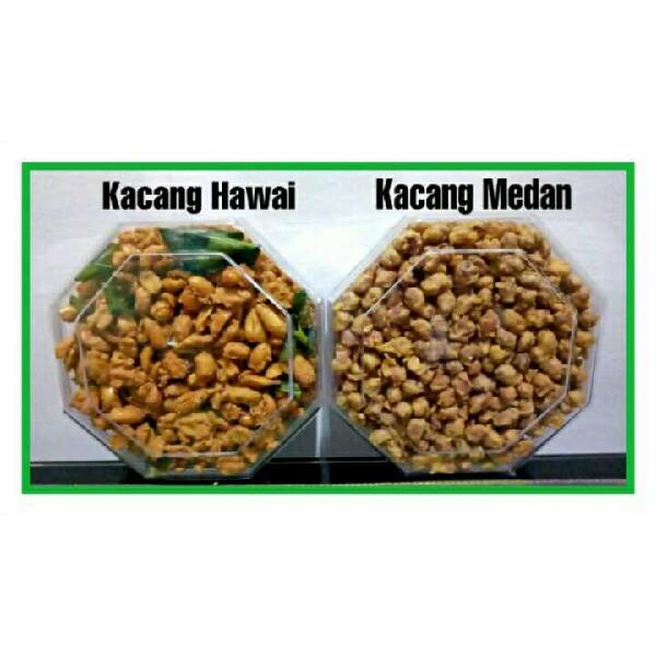 Kacang Hawai & Kacang Medan1