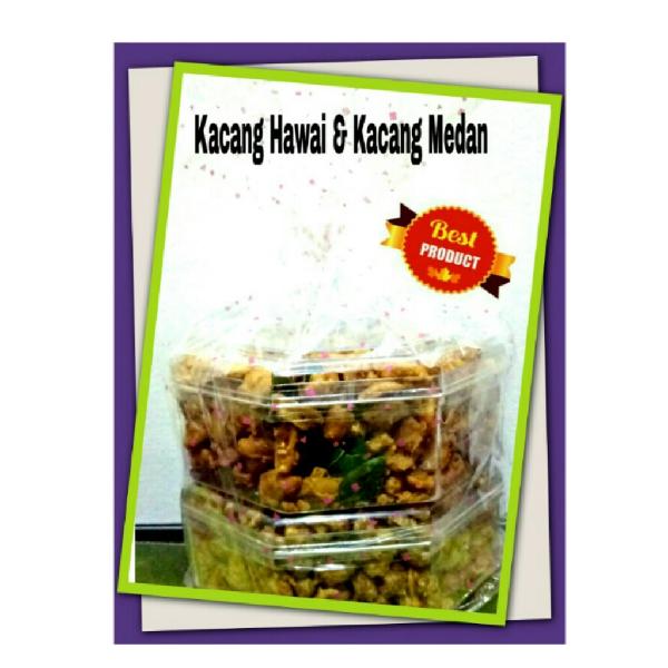 Kacang Hawai & Kacang Medan4