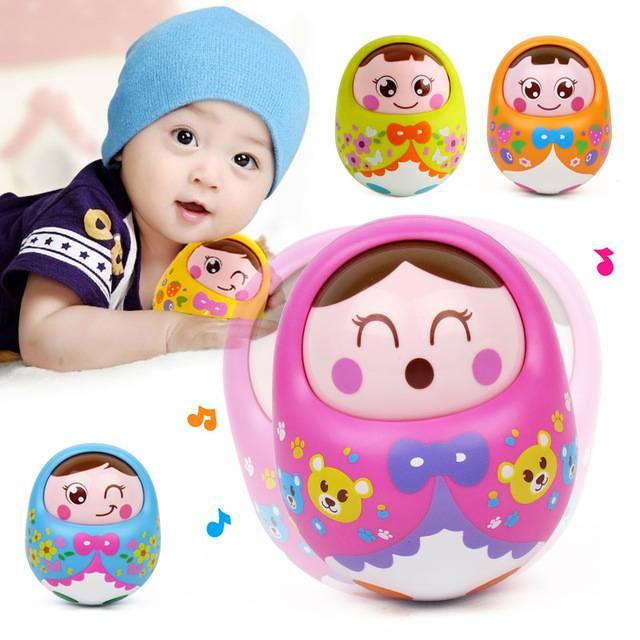 Mainan Balita - Tumbler Doll
