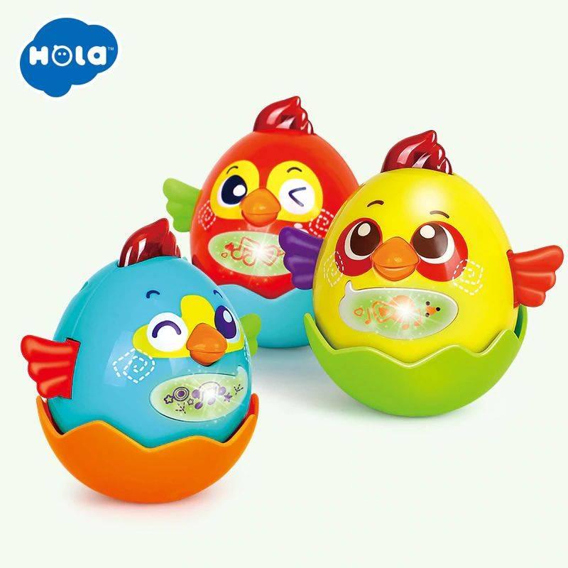 Mainan Balita - Gossip Bird2