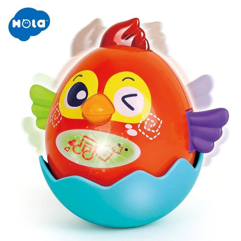 Mainan Balita - Gossip Bird3