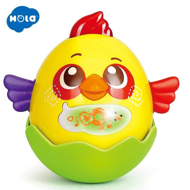 Mainan Balita - Gossip Bird4