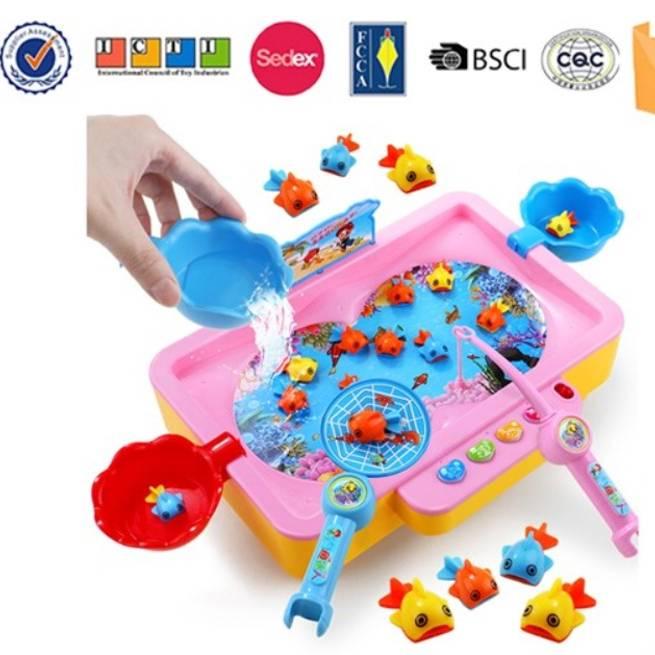 Mainan Anak - Mainan Pancing Elektrik0
