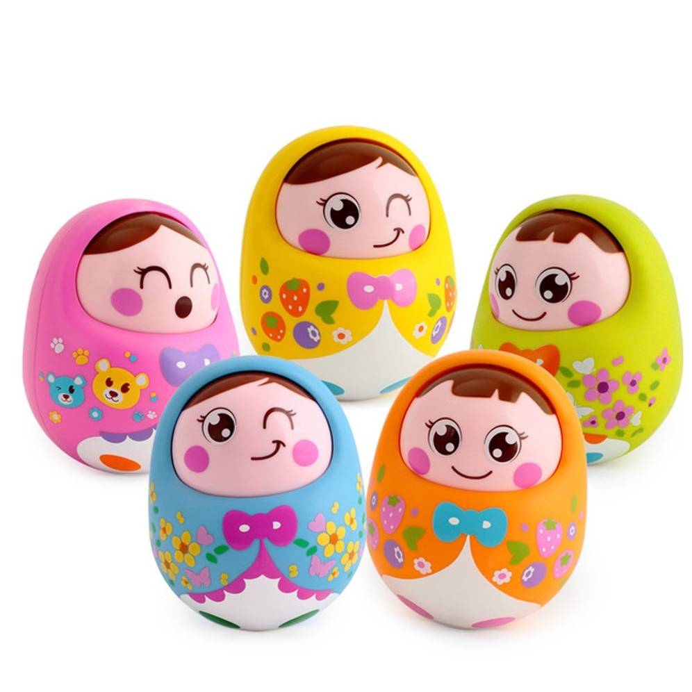 Mainan Balita - Tumbler Doll2
