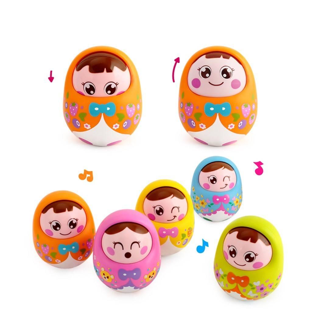 Mainan Balita - Tumbler Doll3
