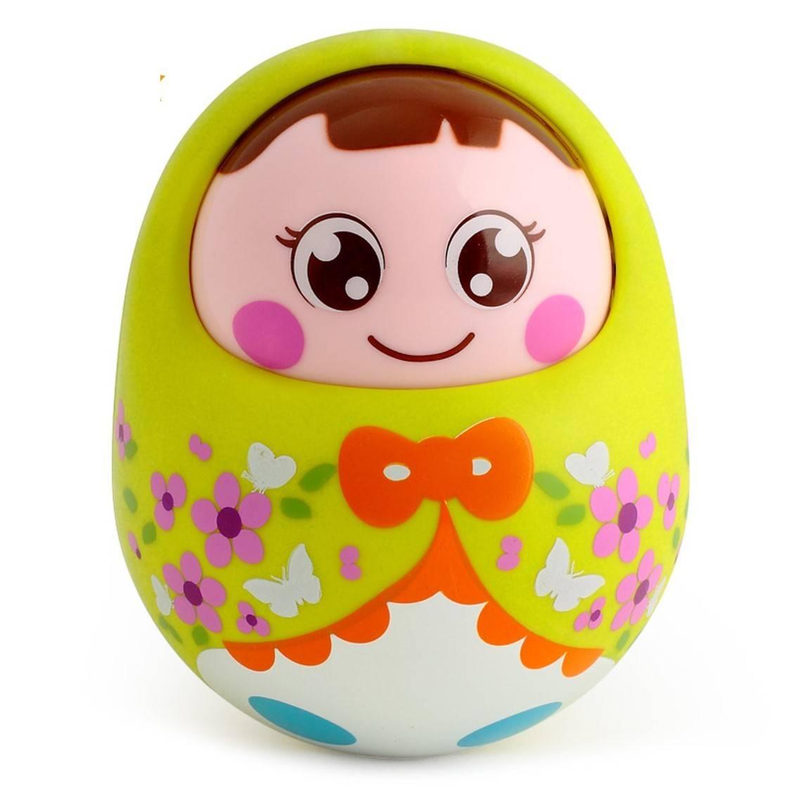Mainan Balita - Tumbler Doll4